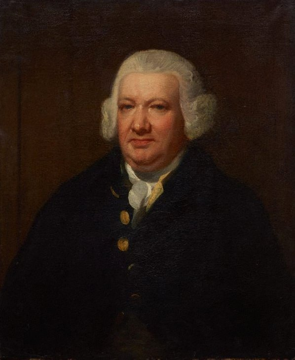 An image of Portrait of a man