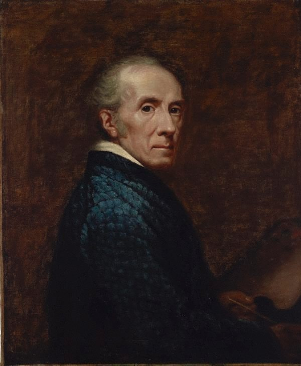 An image of Self-portrait