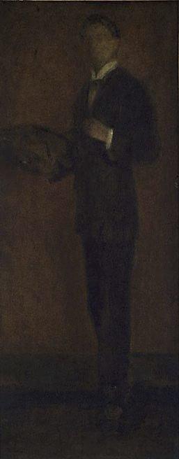 An image of L'Homme à la palette