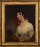 Alternate image of Mrs Paterson (wife of Colonel Paterson) by William Owen
