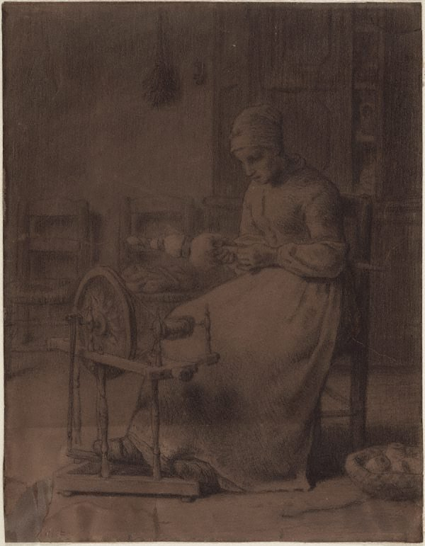 An image of Woman spinning