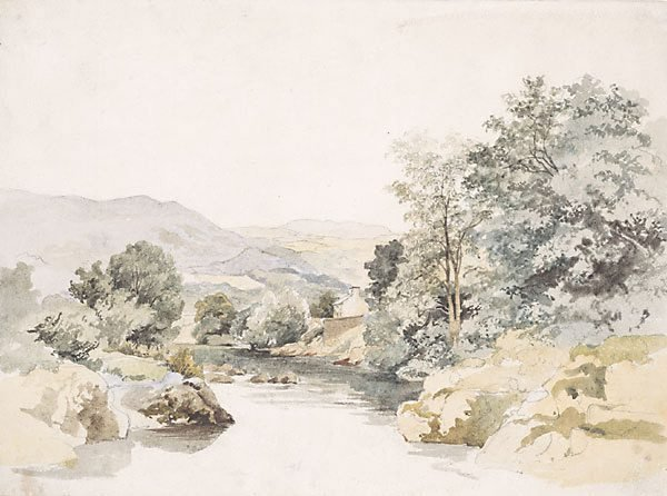 An image of River scene