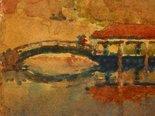 Alternate image of The ferry by J J Hilder