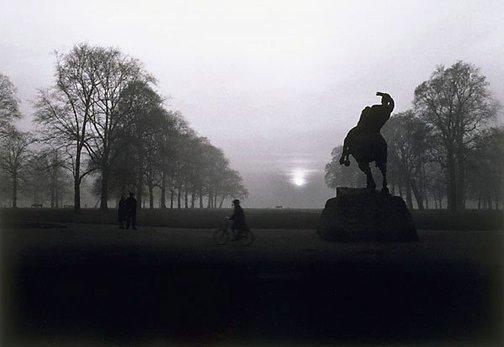 An image of Hyde Park, London by David Potts
