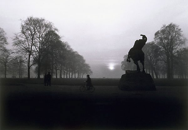 An image of Hyde Park, London