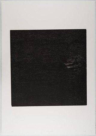 AGNSW collection John Nixon Self portrait (Non-objective composition) (1988) 81.1989.13