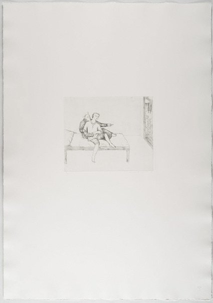 An image of (Untitled) by Vivienne Shark LeWitt