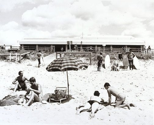 An image of North Narrabeen 1983-84 by Mark Johnson