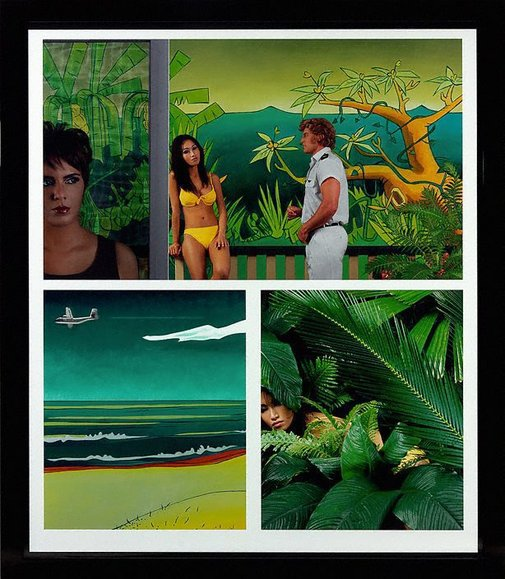 An image of Adventure series #10 by Tracey Moffatt
