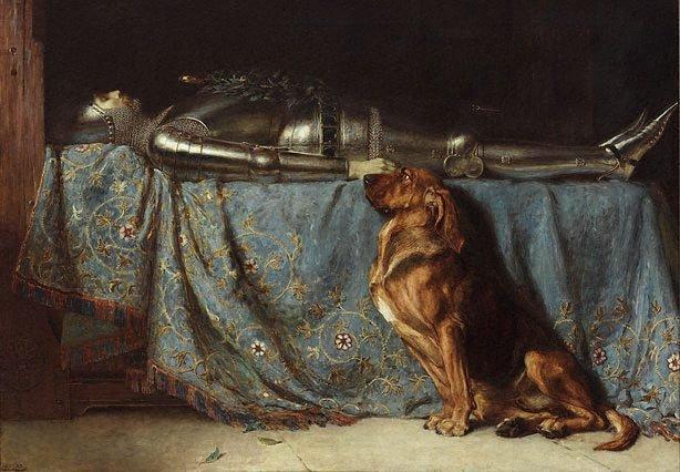 An image of Requiescat