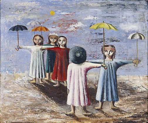An image of Strange children by Elaine Haxton