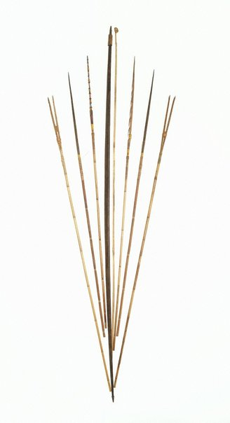 An image of Bow and arrows by