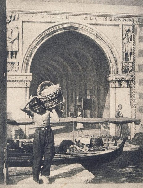 An image of Merchants of Venice by George James Morris