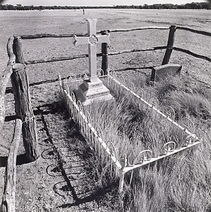 An image of Grave, 'Millungera', North Queensland