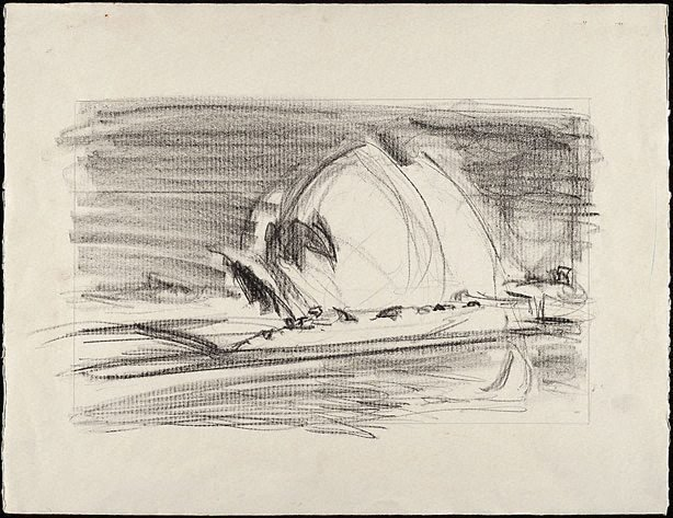 An image of Drawing for 'Sydney Opera House'