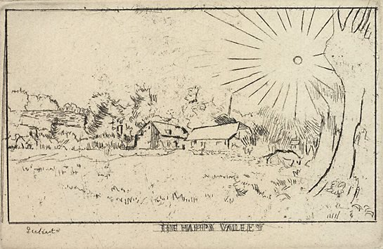 An image of The happy valley