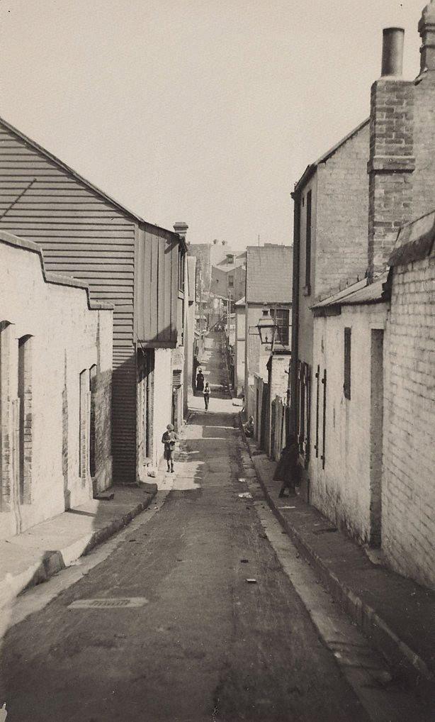An image of Lane in Redfern