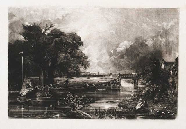 An image of River Stour, county of Suffolk