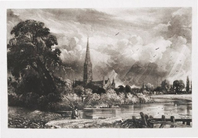 An image of Salisbury Cathedral