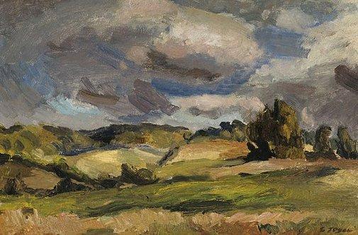 An image of Landscape by Ena Elizabeth Joyce