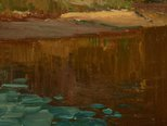 Alternate image of Reflections, McDonald River by Sydney Long