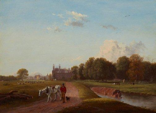 An image of Eton by Edmund Bristow