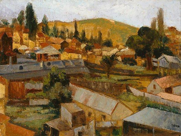 An image of Kiama township