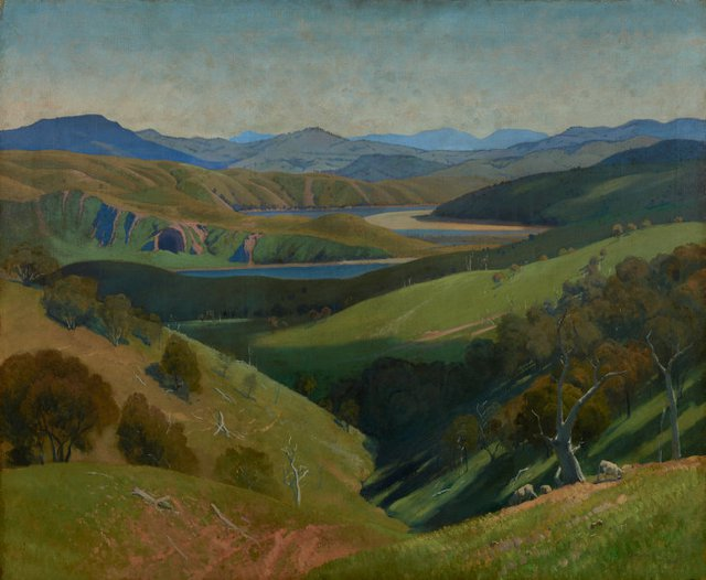 An image of On the Murrumbidgee