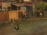Alternate image of Street scene by Eugene Crick Claux