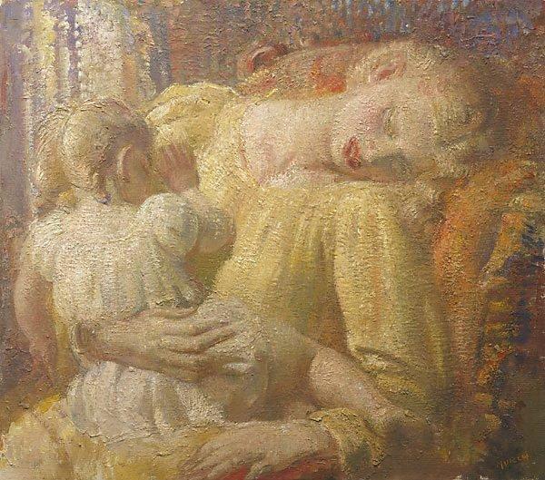 An image of Sleep