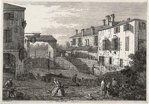 An image of Le porte del Dolo