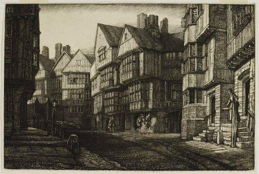 An image of Cockayne by Frederick Landseer Griggs