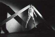 Five secular settings for sculpture as ritual and burial piece, 1975, Five secular settings for sculpture as ritual and burial piece by Ken Unsworth