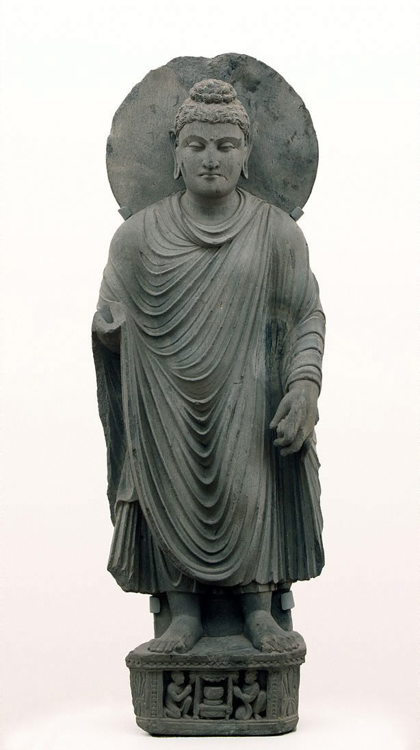 An image of Figure of Buddha