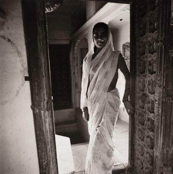 An image of Teacher's wife – Jaisalmer, Rajasthan