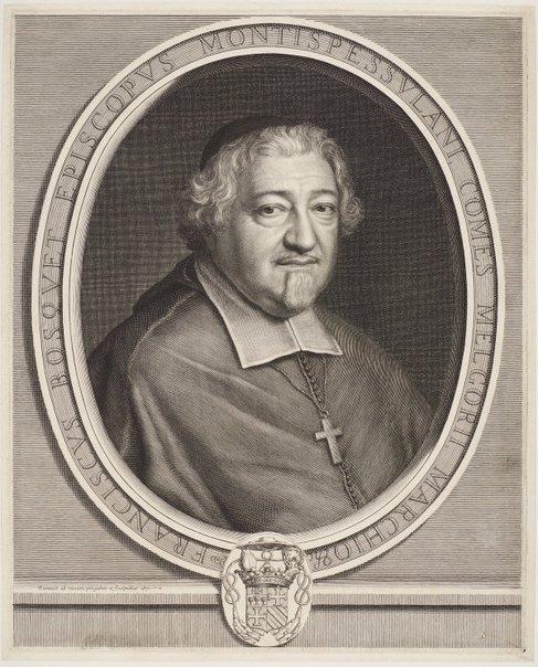 An image of Francois Bosquet by Robert Nanteuil