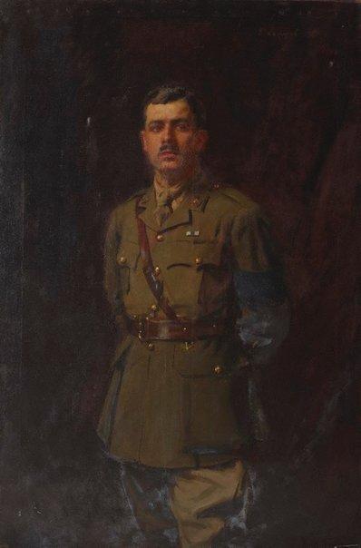 An image of The artist's son by John Longstaff