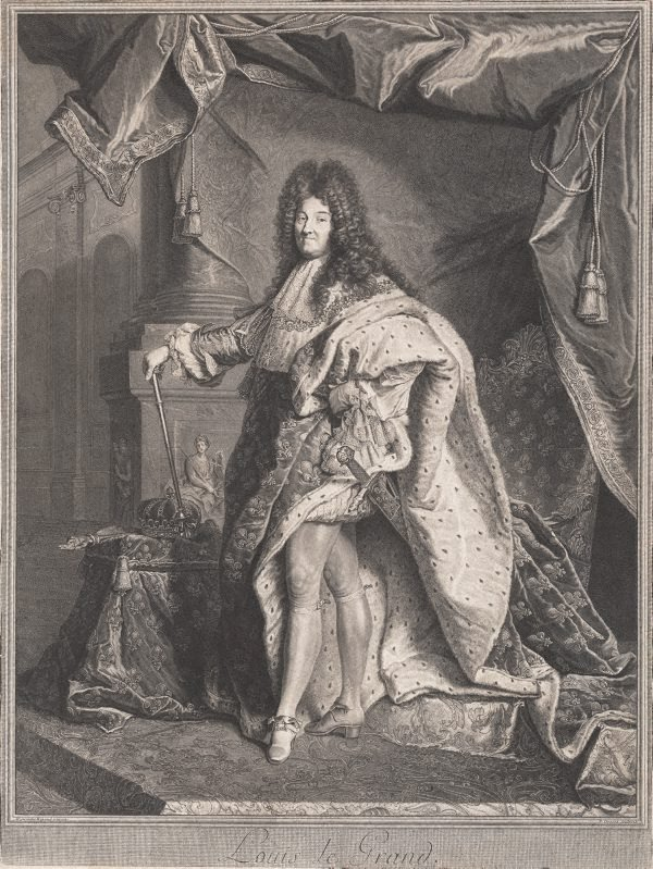 An image of Louis Le Grand