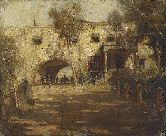 An image of Castle, Capetown