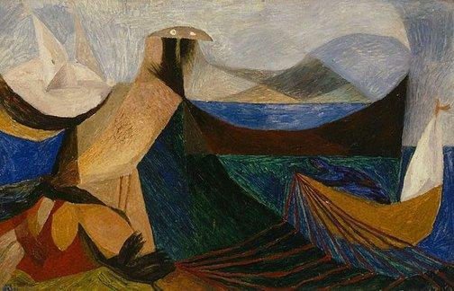 An image of Wind birds by Anne Wienholt