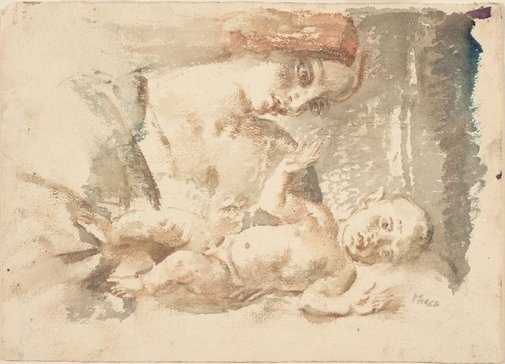 An image of Study by Arthur Murch