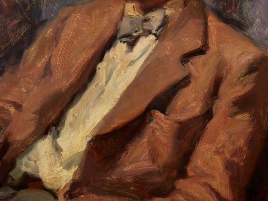 Alternate image of Laurie Thomas by Ivor Hele