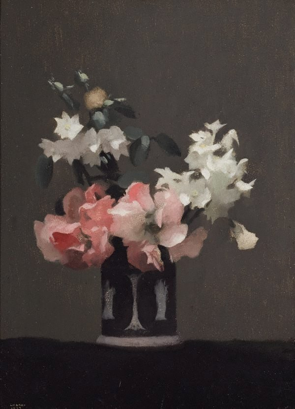 Flowers, (1922) by Percy Leason