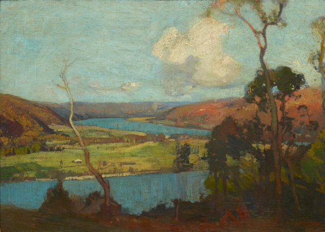 An image of Hawkesbury landscape