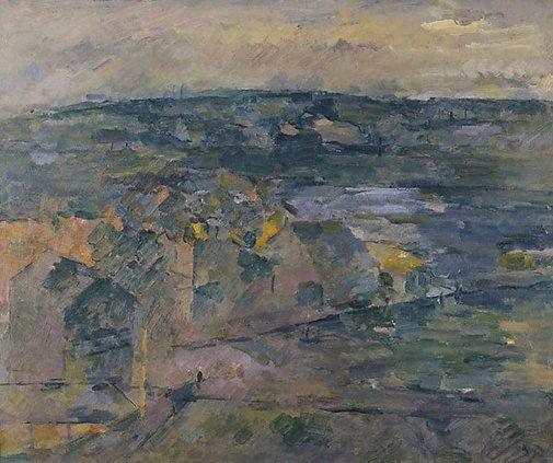 An image of Miller's Point, morning by John Passmore