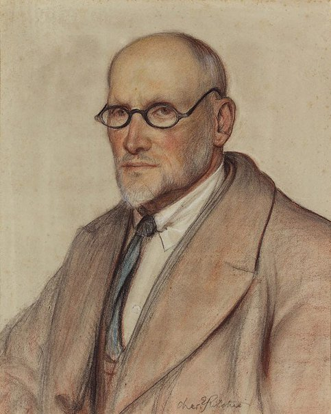 An image of Tom Roberts by Charles E. Ritchie