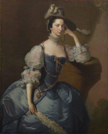 An image of Margaret Oxenden