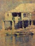Alternate image of The boat house by J J Hilder