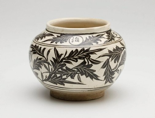 An image of Jar by Cizhou ware