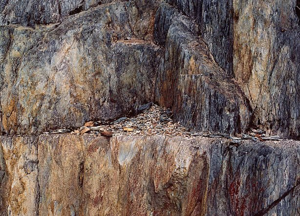An image of Queenstown rocks No. 4, Tasmania